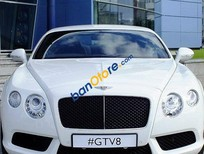 Bán xe Bentley Continental GT 2015, màu trắng