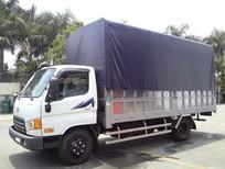 Bán xe tải  Hyundai Mighty 3T5 HD72 động cơ Huyndai , chất lượng, giao xe nhanh, giá tốt