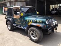 Bán ô tô Jeep Wrangler đời 1995, nhập khẩu nguyên chiếc