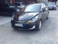 Bán Hyundai Accent 1.4 năm 2011, màu đen, nhập khẩu chính hãng số tự động giá cạnh tranh