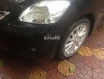 Toyota Vios E màu đen, model 2012 số sàn, 339tr, nhà một chủ dùng cần bán 0901728050