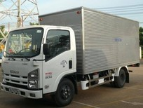Bán xe Isuzu NMR sản xuất 2016, màu bạc, nhập khẩu nguyên chiếc