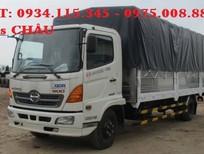 Cần bán xe tải Hino 6,4 tấn, trả góp