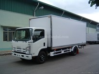 Đóng thùng xe tải Isuzu NLR55E 1.4 tấn, giao ngay