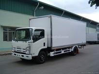 Bán xe tải Isuzu 1.4 tấn NLR55E thùng kín 2016