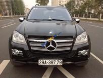 Bán ô tô chính chủ Mercedes GL550 sản xuất 2009, màu đen, nhập khẩu chính hãng, giá tốt