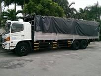 Hino FL8JTSA thùng Mui bạt 7.8m -9.4M Đời 2016