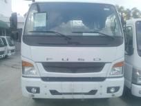 Đại lý xe tải Fuso FI 7.2 tấn/7t2 thùng dài 5.7m nhập khẩu, bán xe tải Fuso FI 7.2 tấn trả góp nhập khẩu.