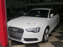 Cần bán lại xe Audi S5 Sportback đời 2012, màu trắng, nhập khẩu nguyên chiếc