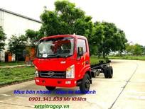 Bán xe tải Veam Chính hãng Vt260 thùng bat, thùng kín vào được thành phố có hỗ trợ trả góp giá rẻ nhất