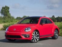Cần bán xe Volkswagen Beetle E 2016, màu đỏ, nhập khẩu nguyên chiếc