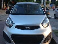 Bán xe Kia Morning van đời 2013, màu bạc, xe nhập