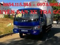 Giá xe tải JAC 7,25 tấn- Mua xe tải JAC 7t25 mẫu mới 2019