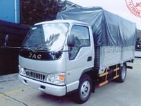 Gía xe tải Jac 2.4 tấn / 2,4 tấn / 2T4 / 2400Kg (HFG1047K3) trả góp 80% trên toàn quốc không lãi suất