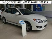 Cần bán xe Hyundai Avante mới 2016, màu trắng, nhập khẩu chính hãng, giá 522tr