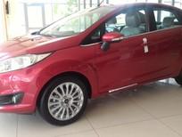 Đồng hành cùng Euro, Ford Fiesta giảm giá khủng