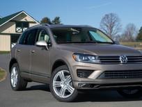 Cần bán Volkswagen Touareg GP sản xuất 2016, màu kem (be), nhập khẩu chính hãng