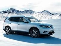 Bán Nissan X trail 2WD 2016, màu bạc,,Bạn sẽ sở hữu chiếc xe đầu tiên tại miền Bắc