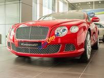 Bán ô tô Bentley GT, màu đỏ, nhập khẩu chính hãng nguyên chiếc
