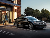 Bán Volkswagen Passat E 2016, màu xám, xe nhập