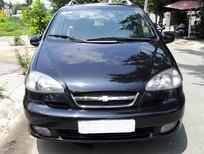 Bán ô tô Chevrolet Vivant 2009, màu đen, giá 305tr
