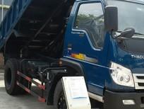 xe ben 6 tấn trường hải 2017 xe ben 6 tấn cửu long xe ben 6 tấn hoa mai