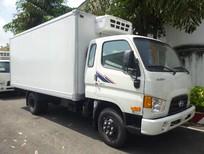 Xe trượt sàn HD450, xe cứu hộ HD650, thùng bửng nâng hạ HD500, tải thùng đông lạnh, xe tải cầu, Thaco Trường Hải