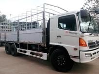 Chuyên cung cấp xe tải Hino FC 6.4 Tấn nhập khẩu chính hảng giá rẻ trả góp lãi suất thấp