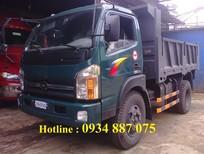 xe tải ben cửu long tmt 7.7 tấn/7t7 - xe ben tm 7t7 (7.7 tấn) thùng ben 6 khối