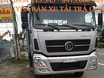 Bán xe Dongfeng 18.7T Trường Giang 4 chân 2016, màu bạc