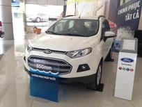 Bán ô tô Ford EcoSport 1.5 Trend AT tại Thái Nguyên, màu trắng, giá bán bán thương lượng