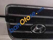 Mình cần bán Hyundai Gold sản xuất 2005, màu trắng, xe nhập, 720 triệu
