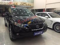 Xe Lexus RX 350 sản xuất 2010, màu đen, nhập khẩu nguyên chiếc