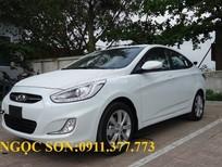 Bán Hyundai Accent sản xuất 2016, màu trắng, nhập khẩu, giá tốt