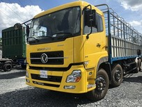 Xe tải Dongfeng 4 Chân - 17.9 tấn - 18 tấn Hoàng Huy nhập khẩu xe mới 100%