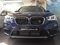 Bán BMW X1 sDrive 18i đời 2017, màu xanh lam, nhập khẩu nguyên chiếc