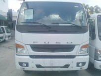 Xe tải Mitsu Fuso FI 7.2 tấn nhập khẩu, giá bán xe Fuso FI 7.2 tấn thùng dài 5.7m trả góp giá rẻ