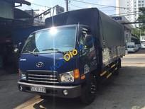 Cần bán Hyundai Mighty HD 99 - 6.5 tấn màu xanh lam + giá cạnh tranh