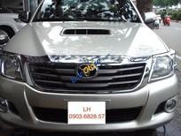 Cần bán lại xe Toyota Hilux 3.0G đời 2012, màu bạc, nhập khẩu nguyên chiếc chính chủ