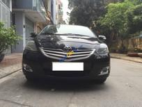 Bán Toyota Vios E đời 2011, màu đen - Chú Xuân - 0965599427
