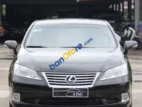 Cần bán gấp Lexus ES 350 đời 2010, màu đen