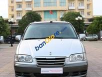 Bán Hyundai Trajet XG Gold 2.0AT đời 2006, màu bạc