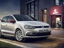 Bán Volkswagen Polo E 2016, màu bạc, nhập khẩu chính hãng giá cạnh tranh