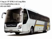 Xe khách 47-52 chỗ Daewoo, Huyndai, Samco, Thaco, Tracomeco 2017