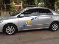 Mình cần bán ô tô Toyota Corolla altis MT đời 2009 đã đi 40000 km, giá tốt