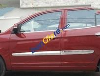Cần bán Kia Morning MT đời 2012, màu đỏ đã đi 30000 km, giá tốt