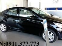 Cần bán Hyundai Accent 2017, màu đen, nhập khẩu nguyên chiếc