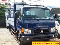 VEAM HD800 8 tấn thùng mui bạt, xe tải VEAM HD800 8 tấn 2016