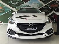 Bán xe Mazda 2 1.5 AT 2016, màu trắng, nhập khẩu, 645tr