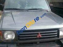 Mình bán xe Mitsubishi Pajero MT sản xuất 2002 đã đi 40000 km giá cạnh tranh